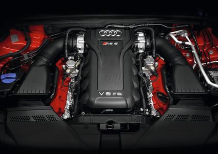 Audi RS5 Motor 4.2 V8 FSI 450 CV