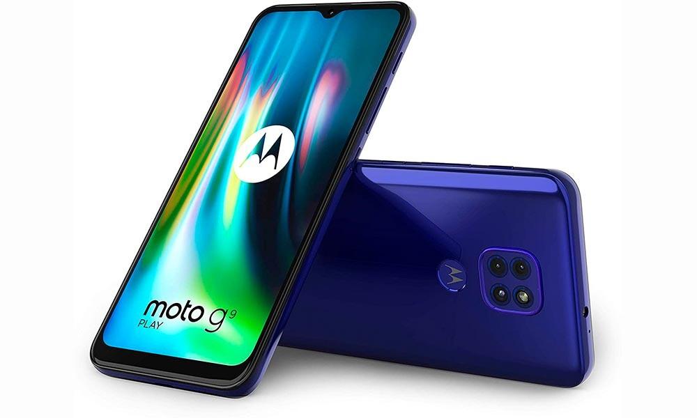 Cyber Monday 2020: uno de los smartphones más vendidos en Amazon, el Moto G9 de Motorola, puede ser tuyo por sólo 139 euros