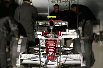 Force India refuerza su staff técnico