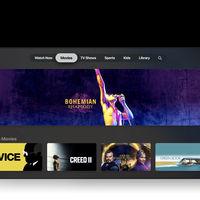 tvOS 13 tiene un modo 'Imagen dentro de imagen' para ver vídeos mientras navegamos por el Apple TV