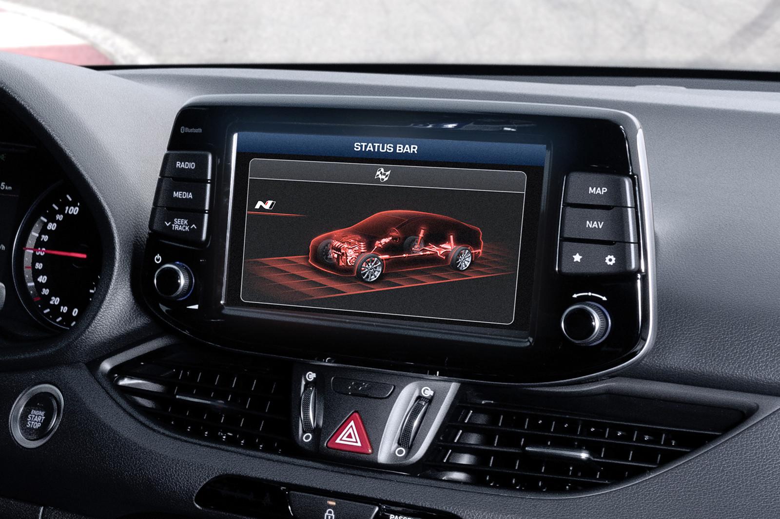 Foto de Hyundai i30 Fastback N 2019 (presentación) (92/125)