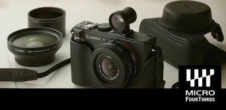 Nueva Lumix Micro Cuatro Tercios de óptica fija ¿rumor o está al caer?