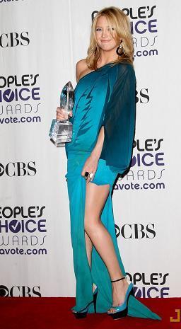 Todas las invitadas a los People's Choice Awards 2009