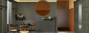 Los revestimientos murales son tendencia: Orac Decor lanza un nuevo (y versátil) panel 3D en 2021