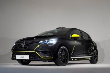 Los nuevos modelos de competición del Renault Clio nos adelantan cómo será el futuro RS