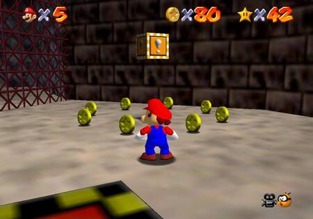 Super Mario 64 Mundo6 Estrella7 02