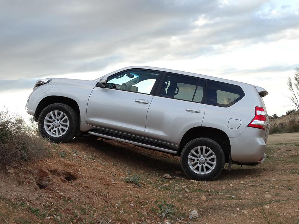 Foto de Probamos el Toyota Land Cruiser 180D, todas las imágenes del exterior (10/32)