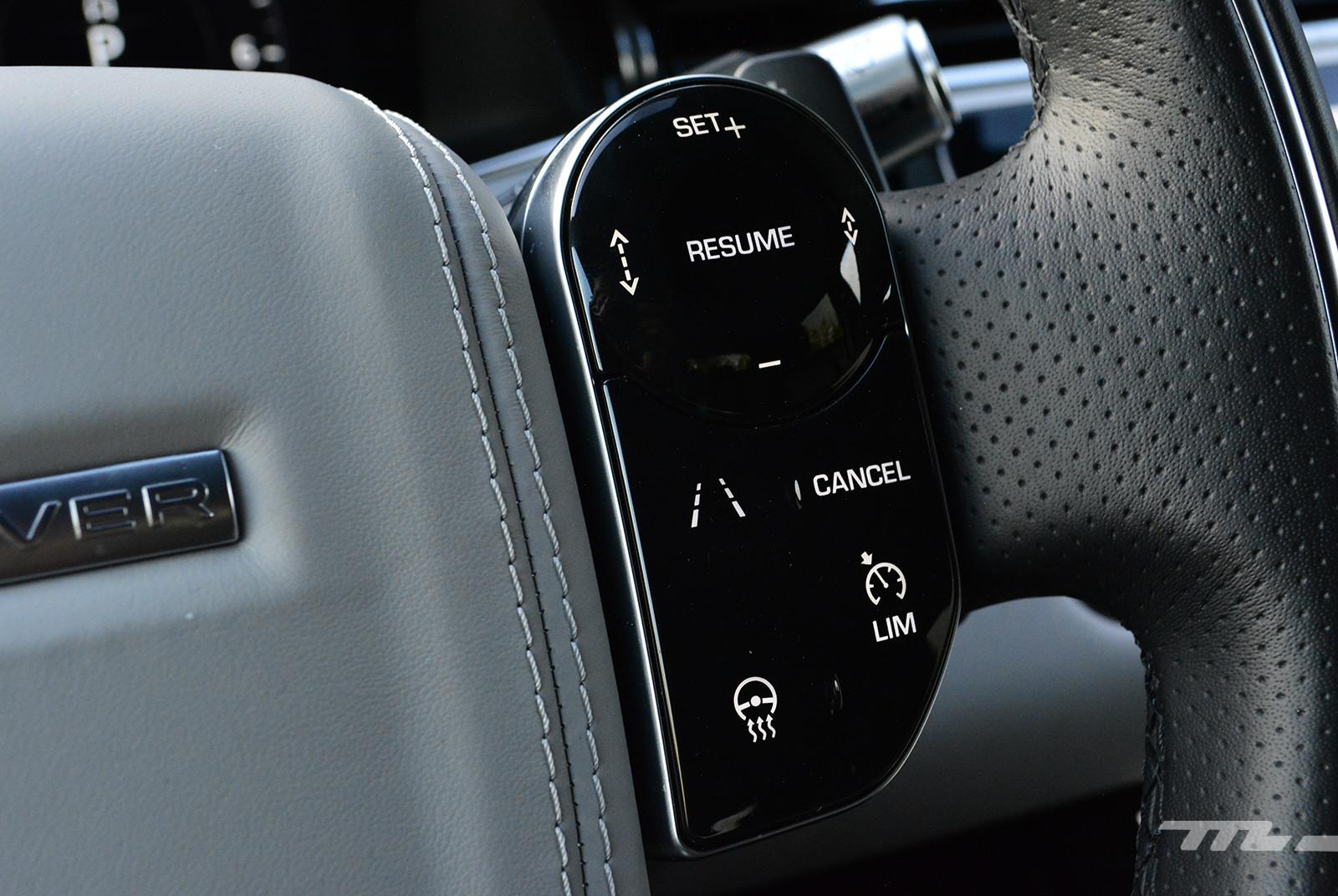 Foto de Range Rover Evoque 2020 (prueba) (20/21)