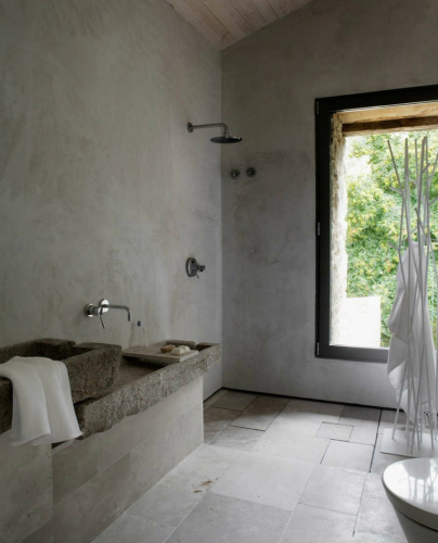 Baño de la casa