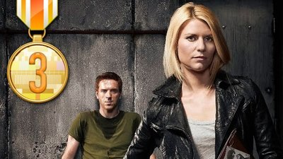 Los diez mejores estrenos de 2011: 'Homeland'