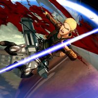 La hora de masacrar titanes en Attack on Titan 2 dará comienzo a mediados de marzo