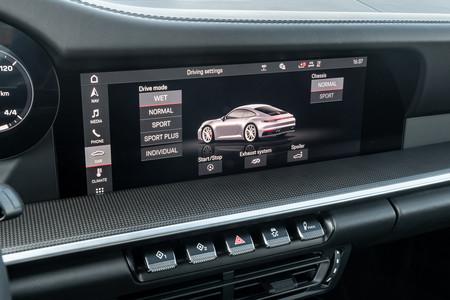 Porsche 911 992 pantalla de 10,9 pulgadas