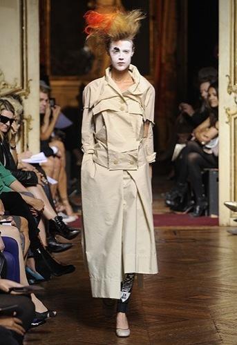 Vivienne Westwood Primavera-Verano 2010 en la Semana de la Moda de París V