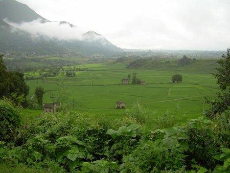 Nepal: Un paseo por Khokana
