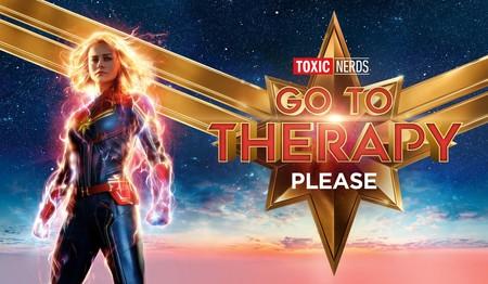 73ff28427 El troleo a 'Capitana Marvel' resurge en Rotten Tomatoes mientras la ...