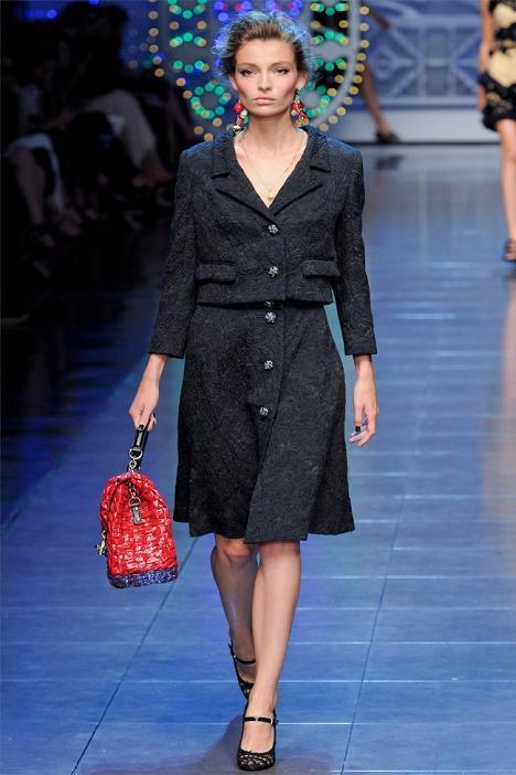Foto de Dolce & Gabbana Primavera-Verano 2012 (10/74)