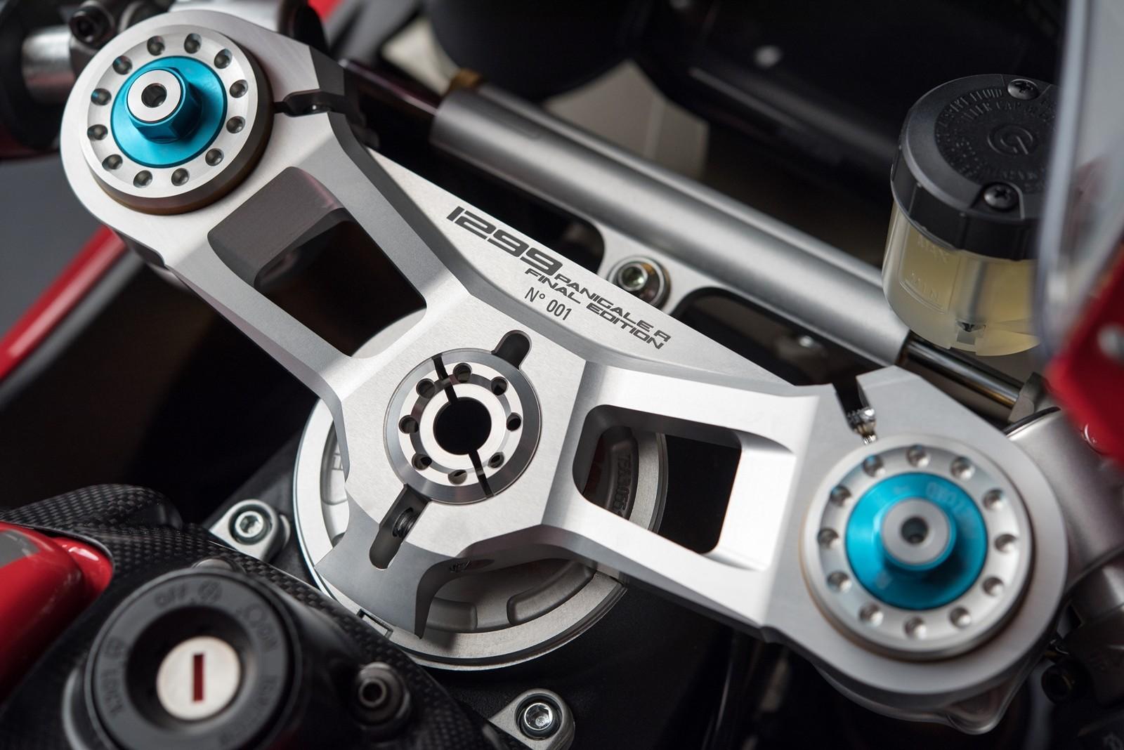 Foto de Ducati 1299 Panigale R Final Edition (29/58)