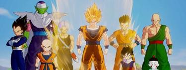 Esto es lo que más me está gustando de Dragon Ball Z: Kakarot... y lo que no tanto