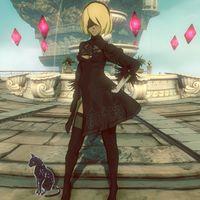 Viste a Kat al estilo de Nier: Automata con el nuevo DLC gratuito de Gravity Rush 2