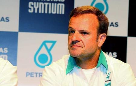 Rubens Barrichello habría podido tomar parte en las tres últimas carreras con Caterham