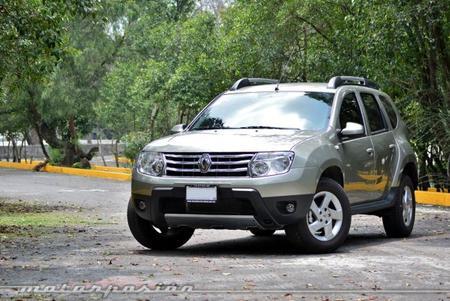 Renault Duster, prueba (parte 1)