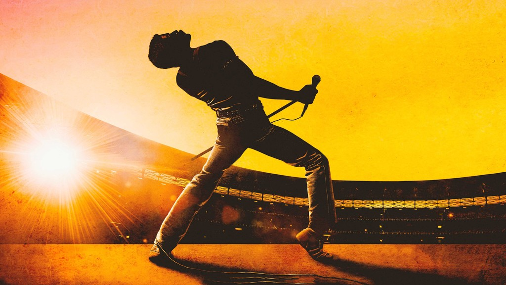 Bohemian Rhapsody 2018 Rami Malek Singing Movie Y835