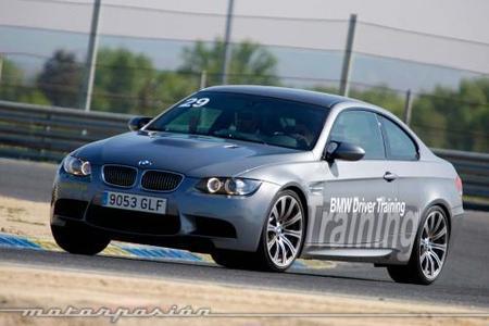BMW M3, prueba en circuito (parte 1)