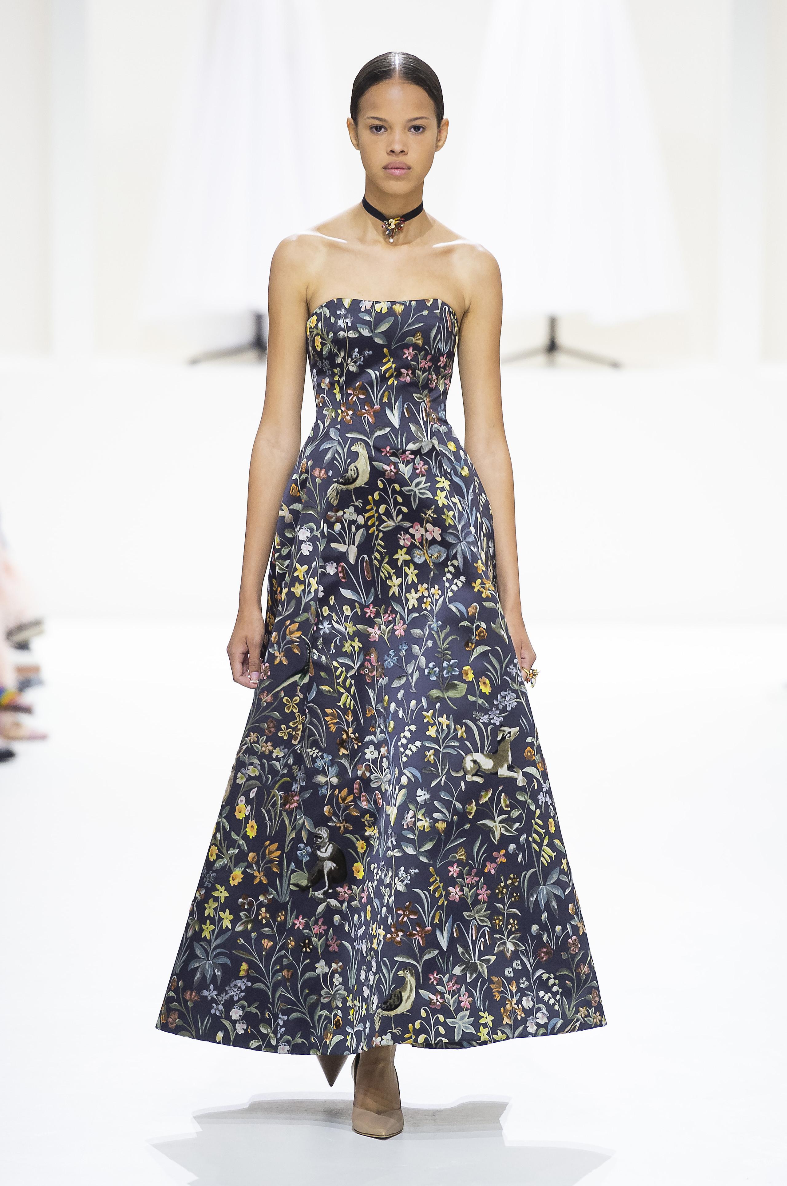 Dior desfile de Alta Costura 2018/2019