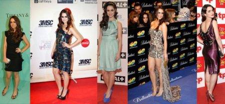 El estilo de Alicia Sanz: glamour internacional en los eventos españoles
