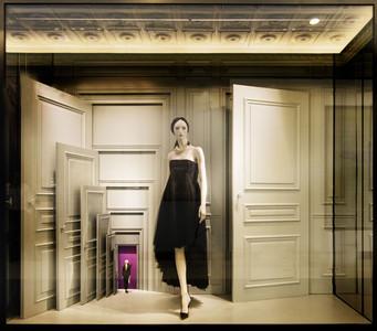 El concept store de las nuevas boutiques Dior Femme y Dior Homme en Hanoi, Vietnam