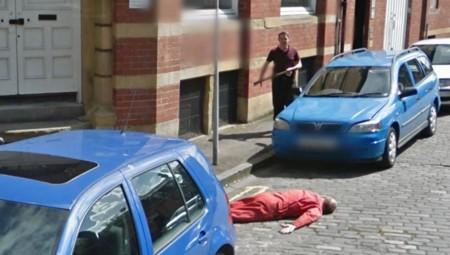 Google Street View Asesinato5