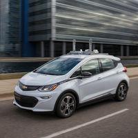 GM aprovecha de inmediato que Michigan ya permite probar vehículos autónomos en la vía pública