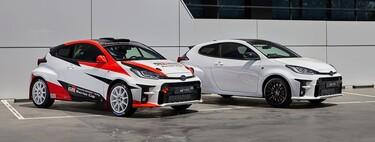Nace la Toyota Gazoo Racing Iberian Cup, la copa monomarca de rallyes con la que todos soñamos