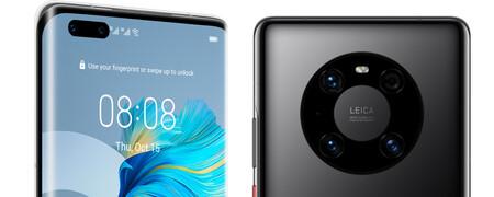 El Huawei Mate 40 Pro se reinventa para dar un salto al futuro