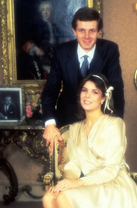 Boda Real: Carolina de Mónaco y Estefano Casiraghi