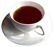 El té negro, mejor sin leche