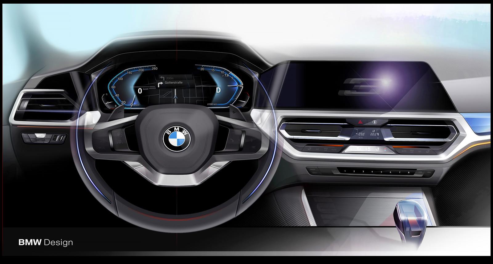 Foto de BMW Serie 3 2019 (103/131)