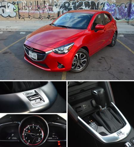 Mazda2 2016 Sumario
