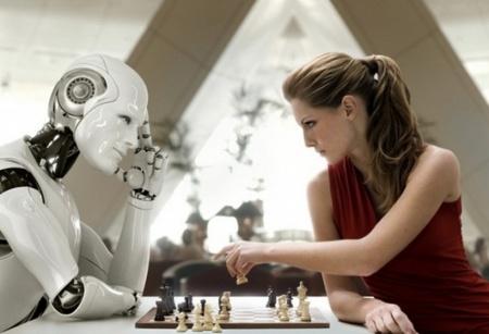 Imagen de la semana: robots y humanos