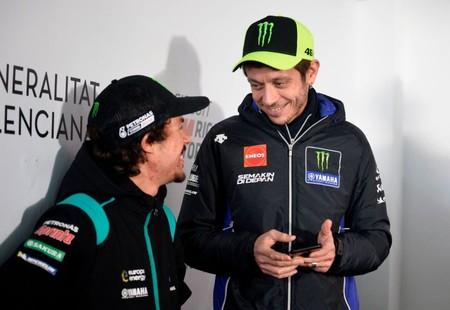Rossi Morbidelli Petronas Motogp
