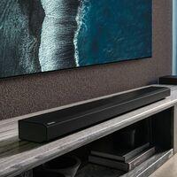 Samsung muestra su nueva barra de sonido Q950A: un modelo con 11.1.4 canales, Dolby Atmos, DTS:X y altavoces surround incluidos