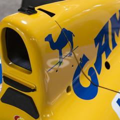 Foto 12 de 19 de la galería benetton-b-191-02 en Motorpasión México
