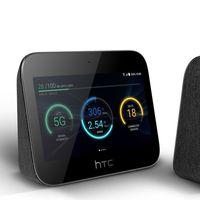 El 5G no es solo para móviles, HTC presenta su 5G Hub con el que acercar esta conectividad al hogar