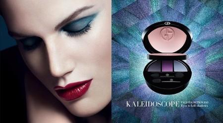 Kaleidoscope responde al nombre de la nueva colección de Giorgio Armani