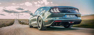Give it a movie! We tested the Ford Mustang Bullitt, 464 wild HP in credit for Steve McQueen