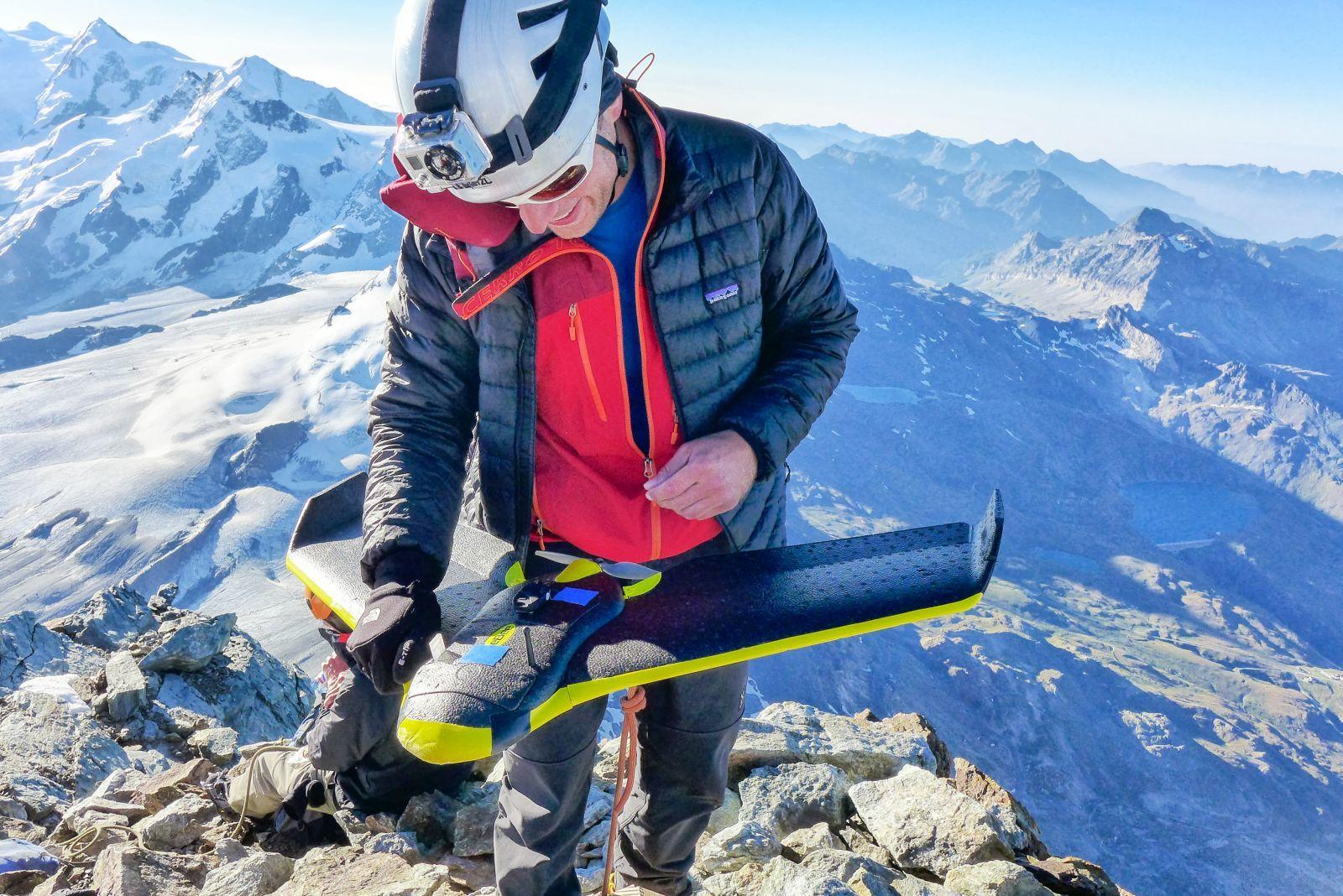 Foto de SenseFly eBee Matterhorn (8/15)
