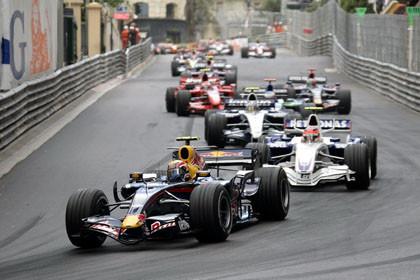 Se esperan más accidentes que nunca en Mónaco