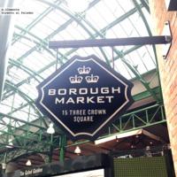 Visitamos el Borough Market de Londres. Un mercado que no debes perderte