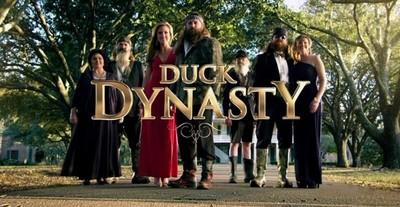 """'Duck Dynasty', el fenómeno """"paleto"""" que dobla la audiencia de 'Breaking Bad'"""