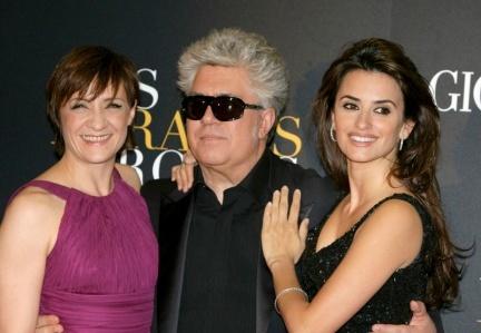 Gran estreno de 'Los Abrazos Rotos' en Madrid